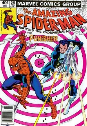 Amazing Spider-Man (1963-1998)#201A