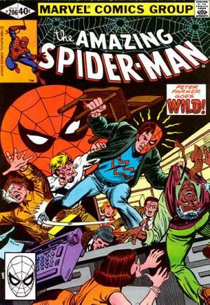 Amazing Spider-Man (1963-1998) #206B