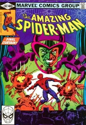 Amazing Spider-Man (1963-1998)#207B