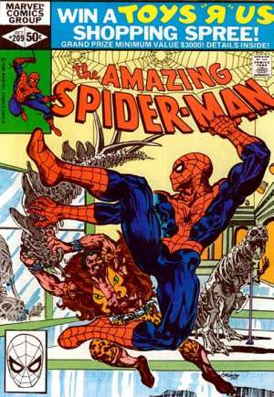 Amazing Spider-Man (1963-1998) #209B