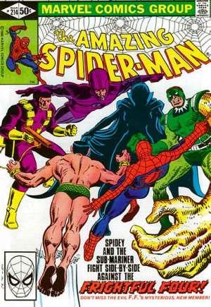 Amazing Spider-Man (1963-1998)#214B