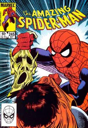 Amazing Spider-Man (1963-1998) #245B