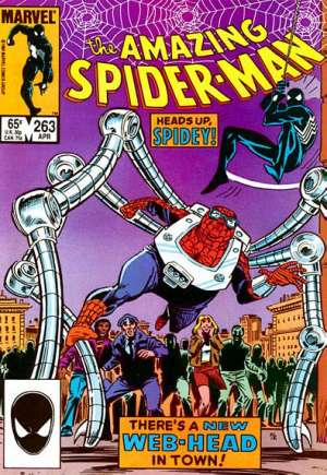 Amazing Spider-Man (1963-1998)#263B