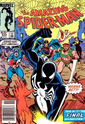 Amazing Spider-Man (1963-1998)#270A