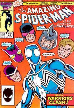 Amazing Spider-Man (1963-1998) #281B