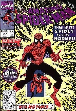 Amazing Spider-Man (1963-1998)#341B