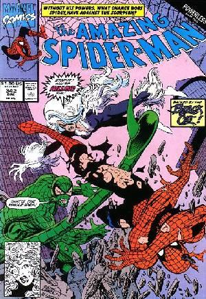 Amazing Spider-Man (1963-1998)#342B