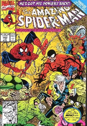 Amazing Spider-Man (1963-1998)#343B