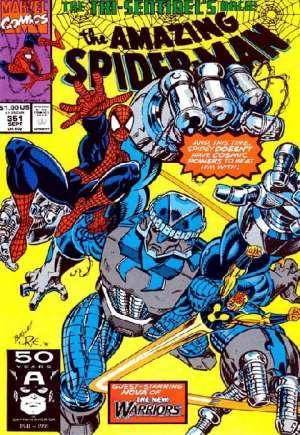 Amazing Spider-Man (1963-1998)#351B