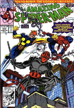 Amazing Spider-Man (1963-1998)#354B