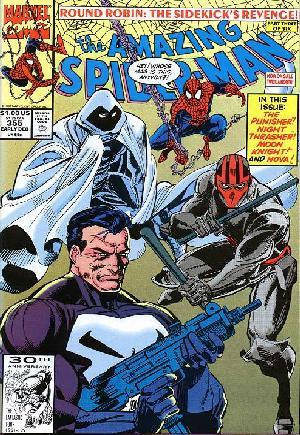 Amazing Spider-Man (1963-1998)#355B