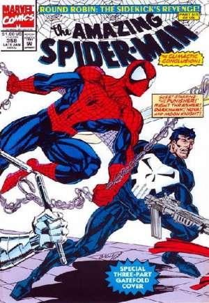 Amazing Spider-Man (1963-1998)#358B