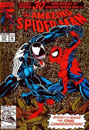 Amazing Spider-Man (1963-1998) #375B