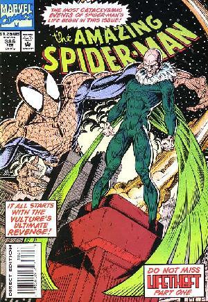 Amazing Spider-Man (1963-1998)#386B