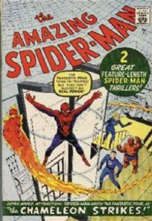 Amazing Spider-Man (1963-1998)#1C
