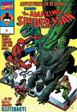 Amazing Spider-Man: Adventures in Reading (1990)#1A