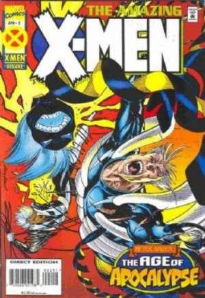 Amazing X-Men (1995)#2B