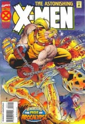 Astonishing X-Men (1995)#2B