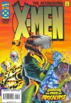 Astonishing X-Men (1995)#4B