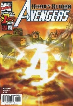 Avengers (1998-2004)#1C