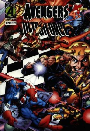 Avengers/Ultraforce (1995) #1
