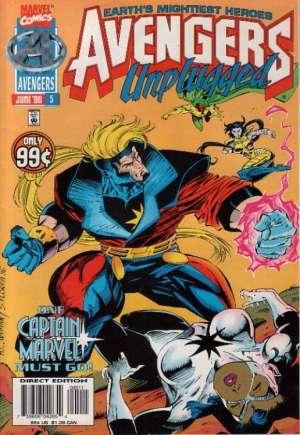 Avengers Unplugged (1995-1996)#5