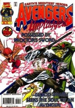 Avengers Unplugged (1995-1996)#6