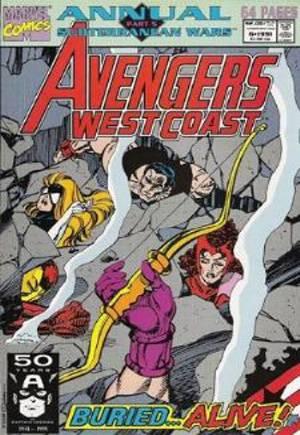 Avengers West Coast (1989-1994)#Annual 6B