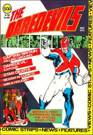 Daredevils (UK) (1983)#5