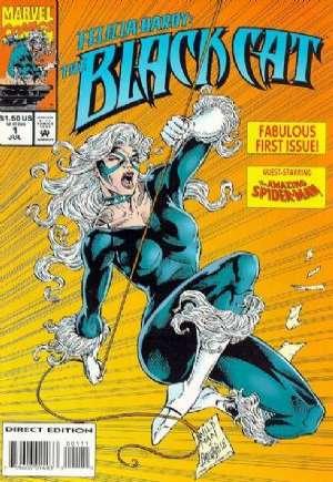 Felicia Hardy: The Black Cat (1994)#1