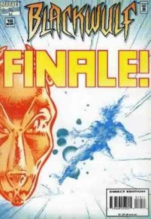 Blackwulf (1994-1995)#10