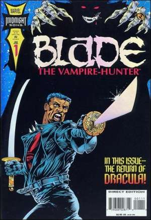 Blade: The Vampire Hunter (1994-1995)#1