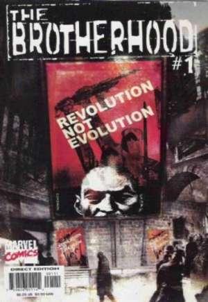 Brotherhood (2001-2002)#1