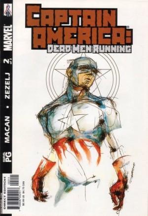 Captain America: Dead Man Running#2