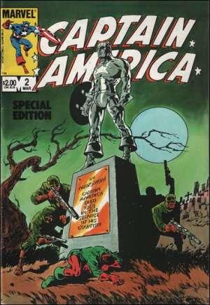 Captain America Special Edition#2A