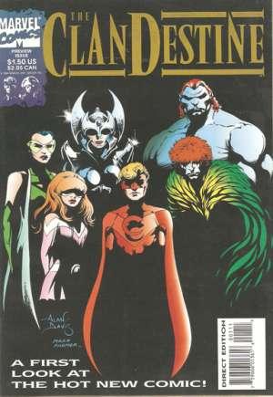 ClanDestine Preview (1994)#1