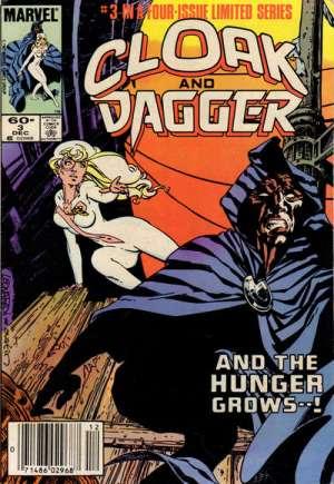 Cloak and Dagger (1983-1984)#3A