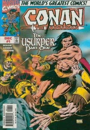 Conan the Barbarian: The Usurper (1997-1998)#1