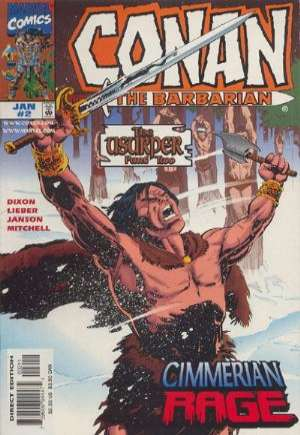 Conan the Barbarian: The Usurper (1997-1998) #2