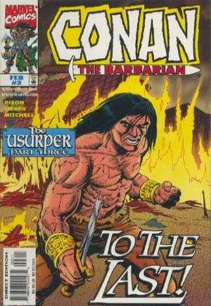 Conan the Barbarian: The Usurper (1997-1998)#3