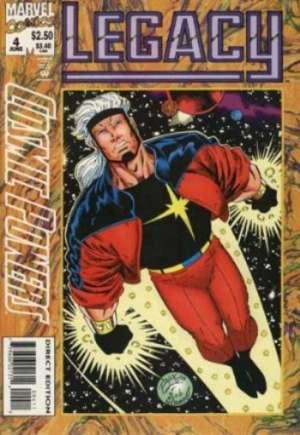 Cosmic Powers (1994)#4