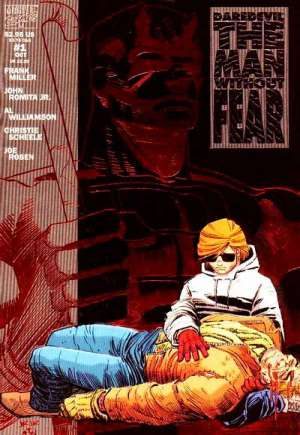 Daredevil: The Man Without Fear (1993-1994)#1B