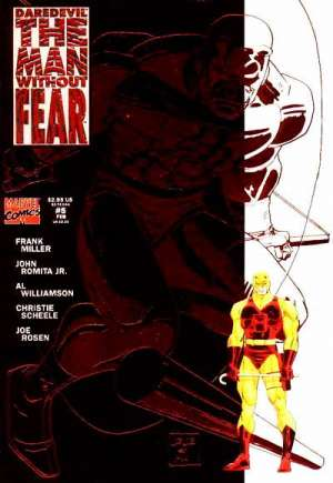 Daredevil: The Man Without Fear (1993-1994)#5B