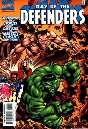 Day of the Defenders (2001) #1