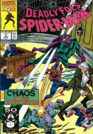 Deadly Foes of Spider-Man (1991)#2