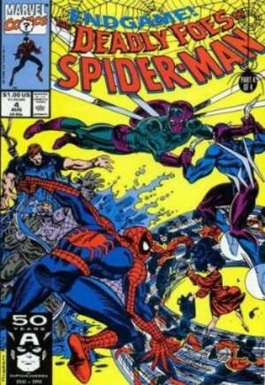 Deadly Foes of Spider-Man (1991) #4