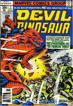 Devil Dinosaur (1978)#7