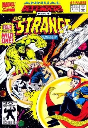Doctor Strange, Sorcerer Supreme (1988-1996)#Annual 2