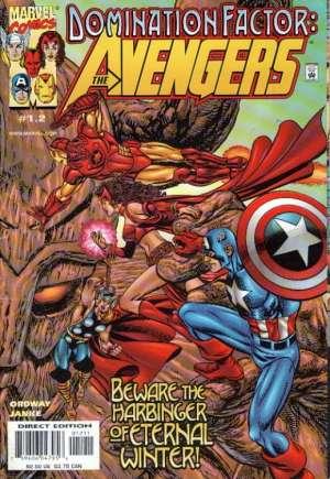 Domination Factor: Avengers (1999-2000)#1.2