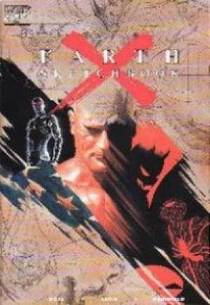 Earth X: Sketchbook#1